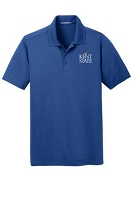Men's Port Authority Diamond Jacquard Polo