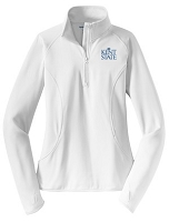 Sport-Tek Ladies Sport Wick Stretch 1/2 Pullover