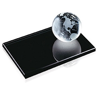 Awards Global Paperweight