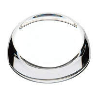 Paperweights Clear Slant-Top Paperweight