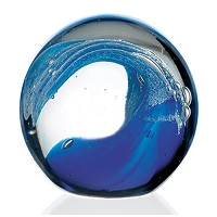 Art Glass Wave