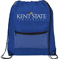 Mesh Front Pocket Drawstring Sportspack