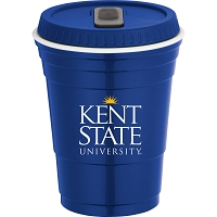 Game Day Cup with Lid 16oz