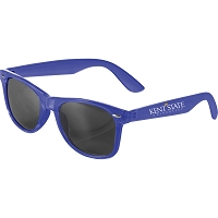The Sun Ray Sunglasses - Crystal