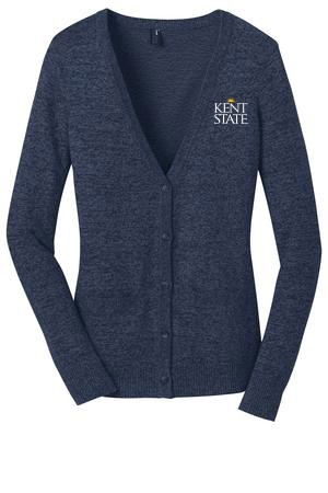Ladies District Made Cardigan Sweater