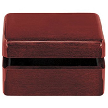 Coasters   Rosewood Rectangular Box